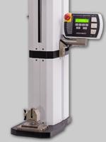 Extensión de columna para ensayos de medida de par de tapones de envases de gran volumen